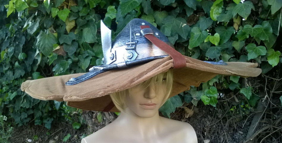 Dragon Age Inquisition - Cole's Hat front view