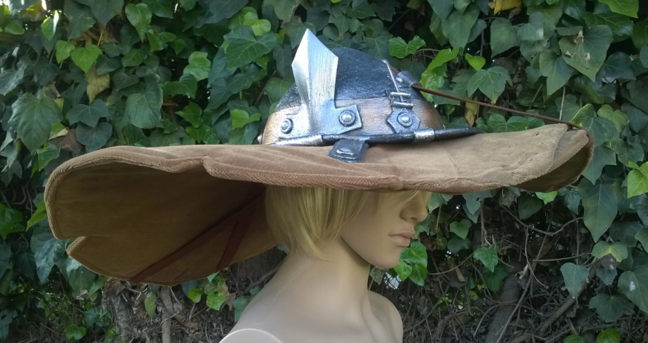 Dragon Age Inquisition - Cole's Hat side view